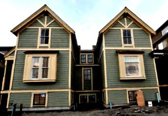 New Westminster Heritage Preservation Society - Maria Keary Cottages