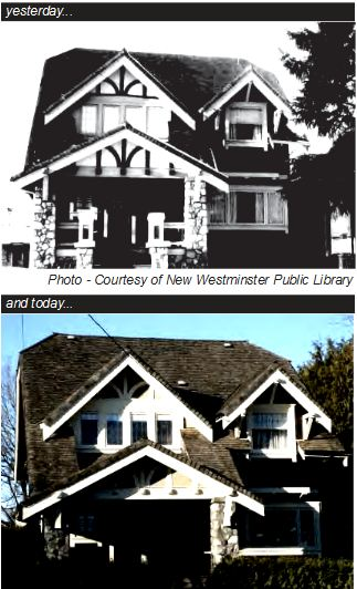 New Westminster Heritage Preservation Society - Boughen House