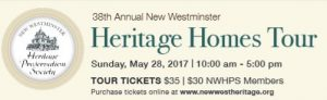 New Westminster Heritage Preservation Society