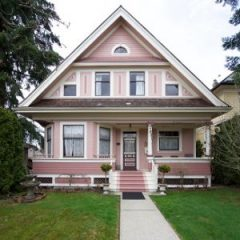 New Westminster Heritage Preservation Society - Westham, Captain W. H. Philpott House (1905)