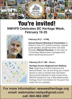 Heritage Week ad - Feb. 15, 2018