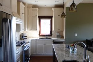 NWHPS 2018 Homes Tour Archibald House kitchen photo credit: Wood Be Art / Abris Constructiont