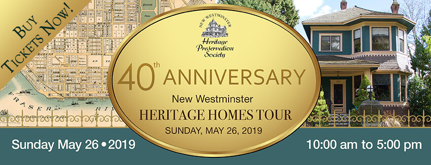 New Westminster Heritage Homes Tour 2019