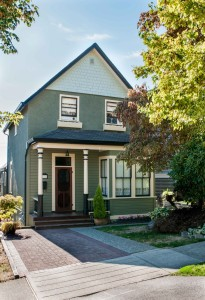 New Westminster Heritage Preservation Society - Hawison House