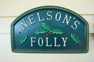 New Westminster Heritage Preservation Society - Nelson's Folly