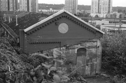 New Westminster Heritage Preservation Society - New West Gas Company Building