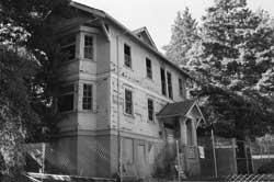 New Westminster Heritage Preservation Society - Nurses Lodges