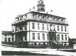 New Westminster Heritage Preservation Society - St. Mary's Hospital