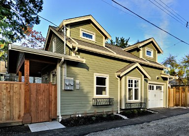 New Westminster Heritage Preservation Society - Laneway Housing