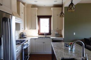 NWHPS 2018 Homes Tour Archibald House kitchen photo credit: Wood Be Art / Abris Constructiont